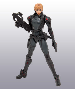 главная фотография Appleseed Saga Ex Machina Snap Kits: Deunan Knute Stealth Armor Ver.