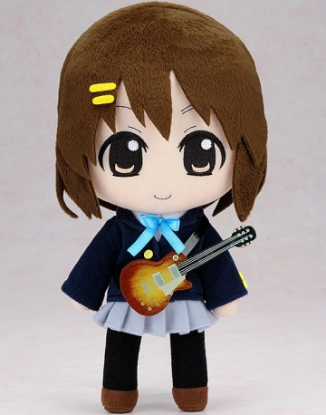 главная фотография Nendoroid Plus Plushie Series 26: Yui Hirasawa - Winter Uniform Ver.