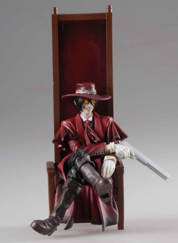 главная фотография Hellsing Figure Collection Search & Destroy vol.1: Alucard Awaiting Ver.