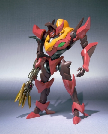 главная фотография Robot Damashii <Side KMF>: Type-02/F1Z Guren S.E.I.T.E.N. Eight Elements