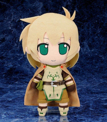 главная фотография Nendoroid Plus Plushie Series 32: Yuuno Scrya - Barrier Jacket Ver.