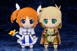 фотография Nendoroid Plus Plushie Series 32: Yuuno Scrya - Barrier Jacket Ver.