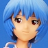 Evangelion HG Figure Ayanami Raising Project Ayanami Rei White Ver.