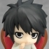 Nendoroid Petite: Death Note - Case File #01:L Chair ver.