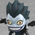 Nendoroid Petite: Death Note - Case File #01: Ryuk Death Note ver.