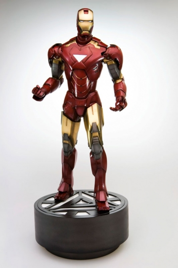 главная фотография Movie Fine Art Statue Iron Man MARK VI