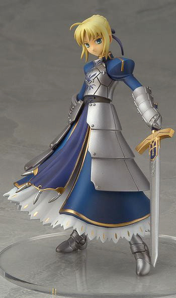 главная фотография Fate/stay night Trading Figure: Saber