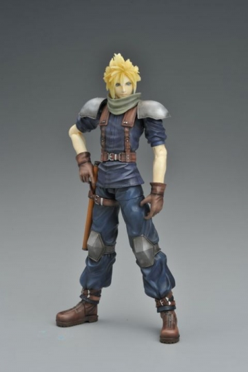 главная фотография Play Arts Cloud Strife Infantryman Ver.