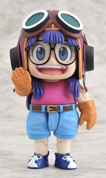 главная фотография Dr.Slump Mecha Collection: Norimaki Arale