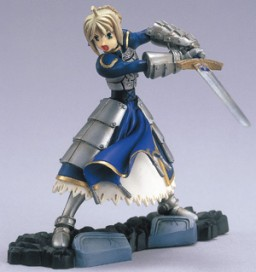 главная фотография Fate/stay night Collection Figure -Battle Combination-: Saber