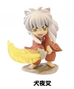 главная фотография Rumiko Takahashi Figure Collection: InuYasha