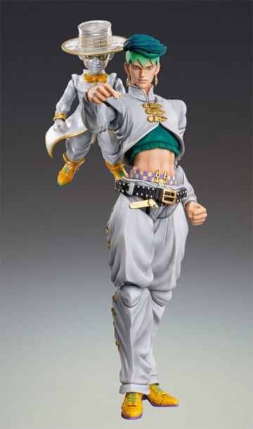 главная фотография Super Action Statue Rohan Kishibe & Heavens Door