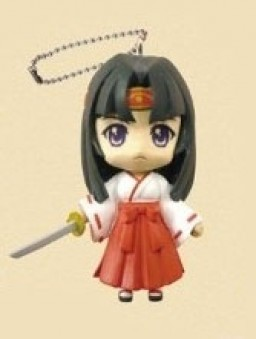 главная фотография Nendoroid PLUS Key-chain: Queen's Blade: Tomoe