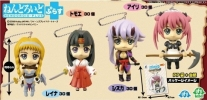 фотография Nendoroid PLUS Key-chain: Queen's Blade: Tomoe