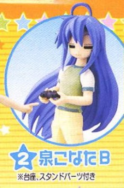 главная фотография Figure Meister Lucky☆Star Private Collection: Izumi Konata