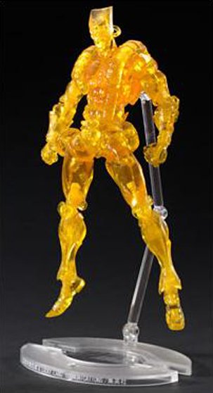 главная фотография Super Action Statue The World Translucent Ver.