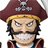 One Piece World Collectable Figure Vol. 0: Roger