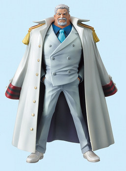 главная фотография OP High Spec Coloring Figure Vol. 5: 	Monkey D. Garp