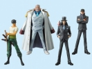 фотография One Piece High Spec Coloring Figure Vol. 5: Kaku