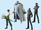 фотография OP High Spec Coloring Figure Vol. 5: 	Monkey D. Garp