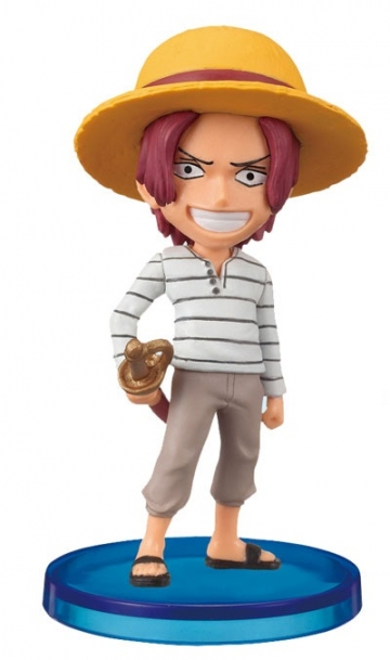 главная фотография One Piece World Collectable Figure Vol.0: Shanks