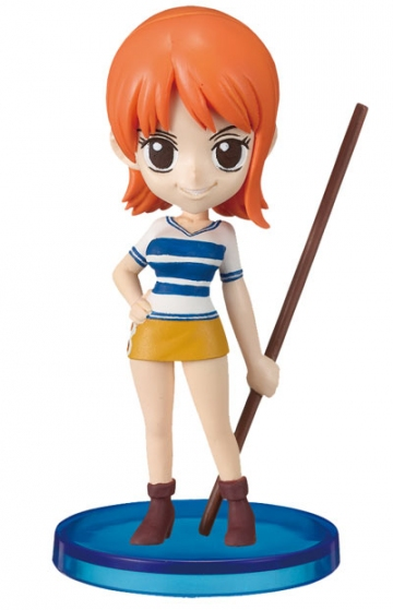 главная фотография One Piece World Collectable Figure Vol. 12: Nami