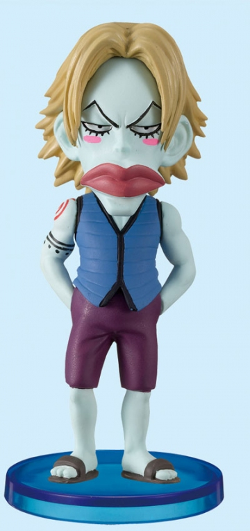 главная фотография One Piece World Collectable Figure Vol. 12: Chew