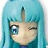 Heartcatch Pretty Cure DX Girls Figure: Cure Marine