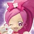 Heartcatch Pretty Cure DX Girls Figure: Cure Blossom 3