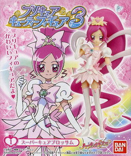 главная фотография Pretty Cure Cutie Figure Vol.3: Cure Blossom