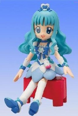 главная фотография Bandai Action Figure Heartcatch Precure!: Cure Marine