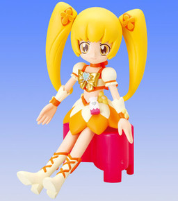 главная фотография Bandai Action Figure Heartcatch Precure!: Cure Sunshine