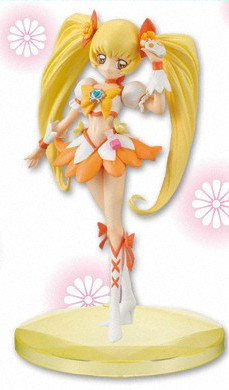 главная фотография Heartcatch Pretty Cure DX Girls Figure: Cure Sunshine