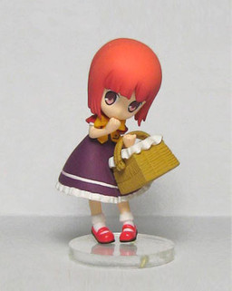 главная фотография Ookami-san to Shichinin no Nakamatachi Figure Collection: Akai Ringo
