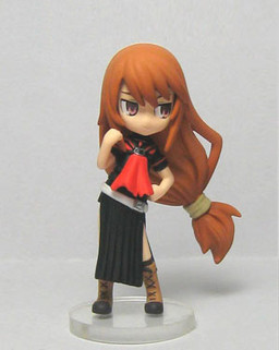главная фотография Ookami-san to Shichinin no Nakamatachi Figure Collection: Ookami Ryouko