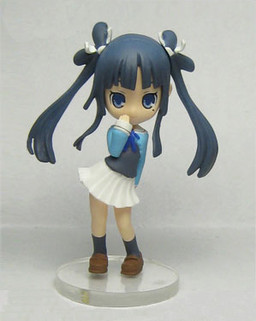 главная фотография Ookami-san to Shichinin no Nakamatachi Figure Collection: Ryuuguu Otohime