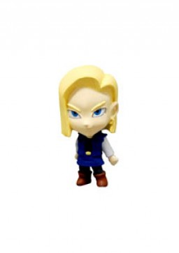 главная фотография Anime Heroes Dragonball Z #3: Ju-hachi Gou (Android 18)