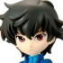 Gundam 00 2th Season Chibi Voice I-doll #1: Setsuna F. Seiei