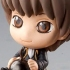Petit Chara Land Gintama Gin-san's Ice Cream Shop Okita Sougo Ver. B