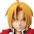 Real Action Heroes: №542 Edward Elric
