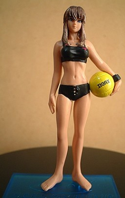 главная фотография HGIF Dead or Alive Xtreme Beach Volleyball Capsule Toy Vol. 1: Hitomi