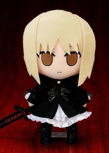 главная фотография Nendoroid Plus Plushie Series 38: Saber Alter