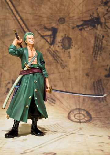 главная фотография Figuarts Zero Roronoa Zoro New World Ver.