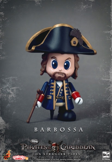 главная фотография CosBaby: Pirates of the Caribbean /On Stranger Tides: Barbossa