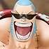 Figuarts Zero Franky The New World Ver.