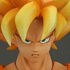 S.H.Figuarts Son Goku Super Saiyan Special Color Edition
