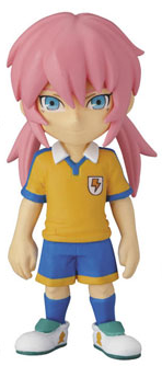 главная фотография Inazuma Eleven Go Figure Collection DX: Kirino Ranmaru