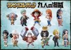 фотография One Piece Collection The 9 Pirates: Monkey D. Luffy