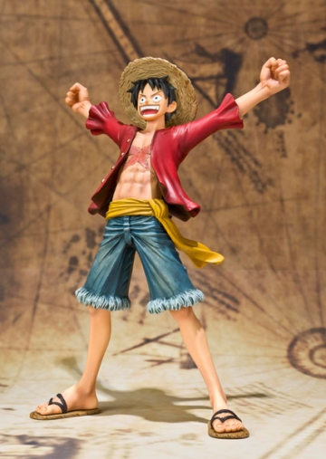 главная фотография Figuarts Zero Monkey D.Luffy New World Ver.