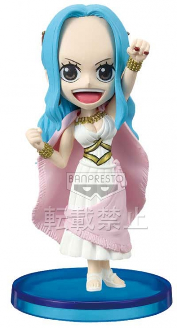 главная фотография One Piece World Collectable Figure Vol. 15: Vivi